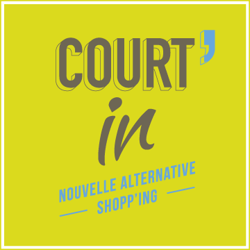 COURT'in la nouvelle alternative shopping