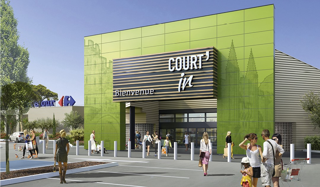Court 39 in la nouvelle alternative shopping - Centre commercial la jonquera ...