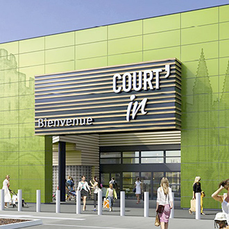 Commerçants Court'in