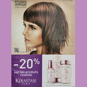 Studio Avenue - 20% Kérastase Paris