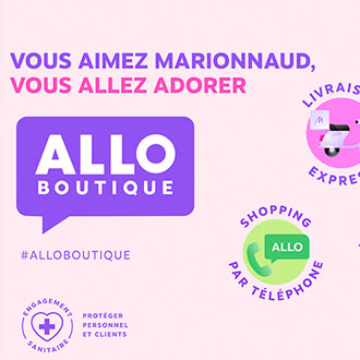 Marionnaud Allo Boutique