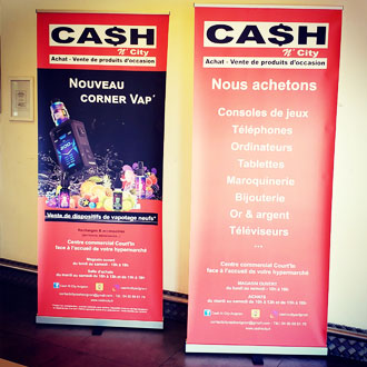 CASH'N CITY - ACHATS - VENTES - OCCASIONS