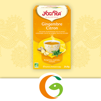 Pharmacie La Courtine - Gamme Yogi Tea