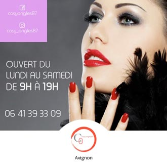 Cosy Ongles 87 - Ouverture